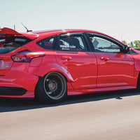 Battle Aero Ford Focus ST Wide Body Fender Flares