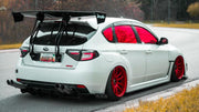Battle Aero Subaru WRX/STI (GH/GR) Hatch-Mount GT Wing Kit
