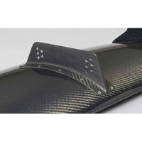 J's Racing Carbon 3D GT Wing Type 1 (Wet CFRP) Honda Civic Type R FK8 2017+