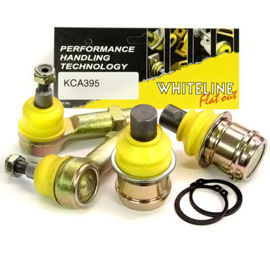 Mitsubishi EVO X 7 / 8 / 9 /10 Whiteline Roll Center Adjustment Kit (Front)