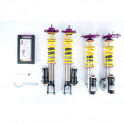 KW Suspension Clubsport Coilovers (3-way) Mitsubishi Lancer (CT9A) EVO 7, EVO 8, EVO 9 01-07