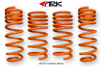 Ark Performance Infiniti G35 Coupe 3.5L  GT-F Lowering Springs (2003-2007)