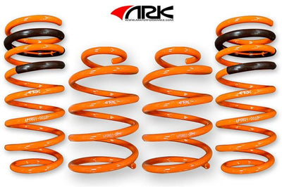 ARK Mitsubishi Evolution VIII / IX 2.0L GT-F Lowering Springs (2003-07)