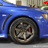 ARK Mitsubishi Evolution X 2.0L GT-F Lowering Springs (2008-2011)