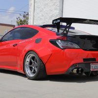 Battle Aero Hyundai Genesis Trunk Mount GT Wing