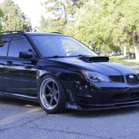 Battle Aero Subaru WRX  Wagon  (GD) Wide Body Kit Bug Eye Blob eye Hawk Eye