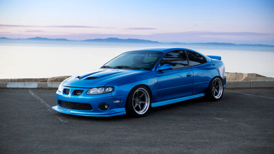 Battle Aero Pontiac GTO V1.5 Front Lip  (2004-2006)