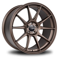 Ambit RS18 Wheel Roto-Forged Gunmetal Matte Bronze