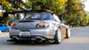 Battle Aero Honda S2000 Trunk-Mount Carbon Fiber GT Wing '00-'09
