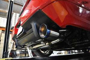 Ark Performance Acura NSX  DT-S Catback Exhaust (1991-1996)