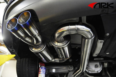 Ark Performance BMW 135i DT-S Catback Exhaust (2010-2013)