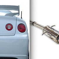 Ark Performance Chevrolet Cobalt N-II Catback Exhaust (2005-2007)