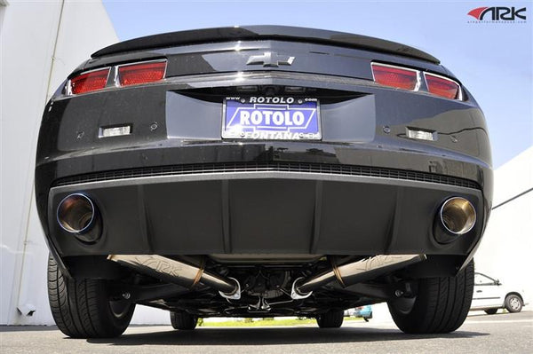 Ark Performance Chevrolet Camaro DT-S CatBack Exhaust (2010-2015)
