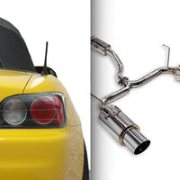 Ark Performance Honda S2000 (AP1) N-II Catback Exhaust (2000-2003)