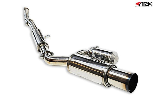 Ark Performance Hyundai Genesis Coupe N-II Catback Exhaust (2010-2014)
