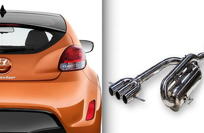 ARK Hyundai Veloster 1.6L NA DT-S Catback Exhaust