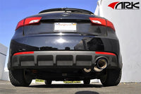 Ark Performance Kia Forte Hatchback DT-S Catback Exhaust (2010-2013)