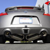 Ark Performance Nissan 370Z GRiP Catback Exhaust (2009+)
