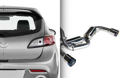 Ark Performance Mazda Mazdaspeed3 DT-S Catback Exhaust (2010-2013)