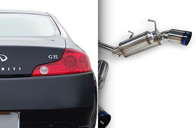 ARK Infiniti G35 Coupe GRiP Exhaust (2003-2006)