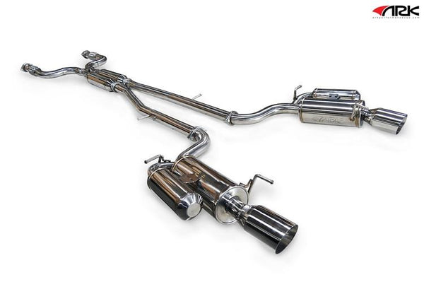 ARK Infiniti G35 / G37 Sedan (Q40) GRiP Exhaust (2007-2015)