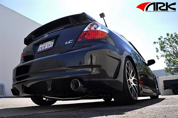 ARK Scion tC DT-S Catback Exhaust (2005-2009)