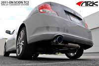 ARK Scion tC DT-S Catback Exhaust (2011+)