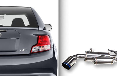 Ark Performance Scion tC GRiP Catback Exhaust (2010-2013)