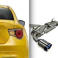 ARK Performance Scion FR-S / Subaru BRZ DT-S Catback Exhaust (2013+)