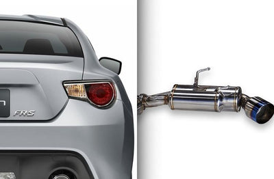 Ark Performance Scion FR-S / Subaru BRZ  GRiP Catback Exhaust (2013+)