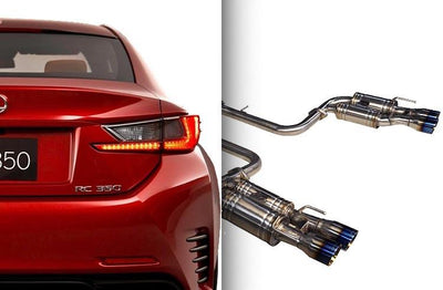 Ark Performance Lexus RC 350 (RWD) GRiP Catback Exhaust (2015+)