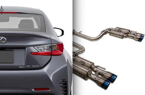 Ark Performance Lexus RC300 / 350 (AWD) GRiP Catback Exhaust (2015+)