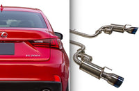 Ark Performance Lexus IS200T GRiP Exhaust (2016)