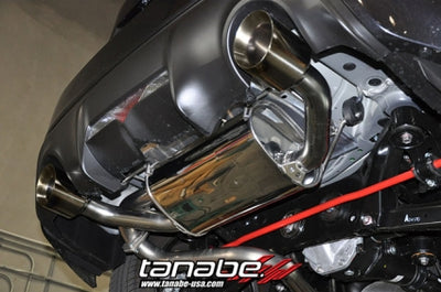 Tanabe Medallion Touring Exhaust - Scion FR-S / Subaru BRZ