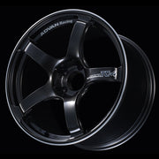 Advan TC-4 Wheel - 17x9.5 / Offset +50 / 5x114.3 (Black Gun Metallic & Ring) Part Number: ADV-TC4-1795-50-51143-BGR