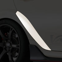 Varis Rear Fender Trim (FRP) - 2017+ Honda FK8 Civic Type R VAHO-014