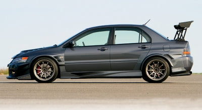 Voltex Racing Side Step - Mitsubishi EVO VIII/IX 03+