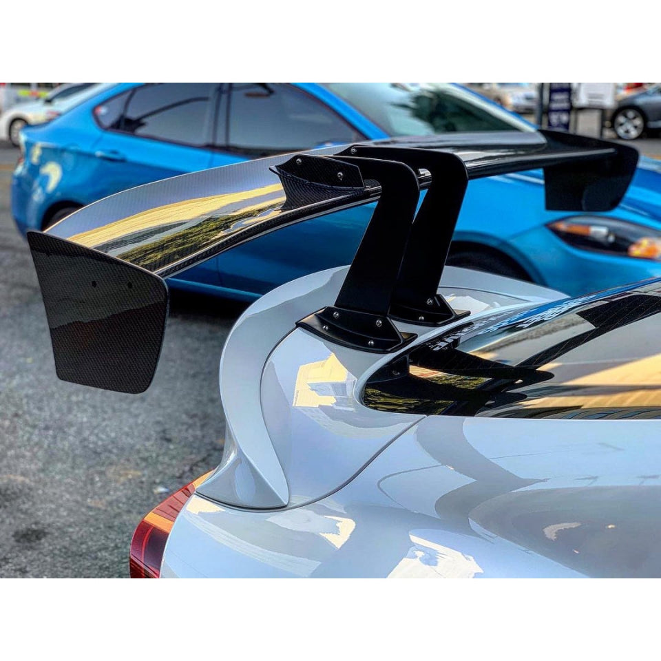 Voltex Type 10 Swan Neck GT Wing (1500mm) - 2020+ Toyota Supra (A90)  VOL-W-10SN-1500-A90