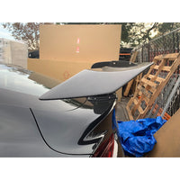 Voltex Type 12.5 Swan Neck GT Wing (1480mm) - 2020+ Toyota Supra (A90) VOL-W-125SN-1480-A90