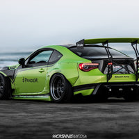 Battle Aero Scion FR-S/Subaru BRZ/Toyota GT86 (2013+) V1 Chassis-Mount GT Wing