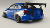 Battle Aero Wide Body Kit for Subaru WRX / STI (GD)