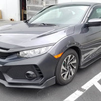 Honda Civic 10th-Gen Civic to FK8 Type-R Front Bumper Conversion