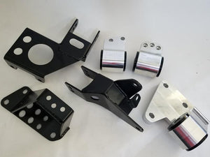 Hasport Performance K-Series EGK5 Engine Swap Mounts - 92-94 Honda Civic, 93-97 Del Sol, 94-01 Acura Integra