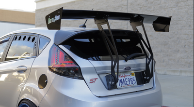 Battle Aero  Ford Fiesta ST Hatch Mount Wing for 12-19