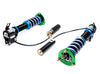 Fortune Auto Dreadnought Pro 3 Coilovers - '00-'09 Honda S2000