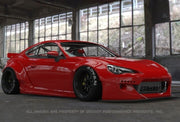 Rocket Bunny Wide-Body Aero Kit Ver. 2 - Scion FR-S / Subaru BRZ 13+