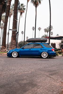 Battle Aero Subaru WRX  Wagon  (GG) Blob Eye Wide Body Kit