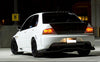 Voltex Racing Rear Diffuser/Undertray - Mitsubishi EVO VIII/IX 03+