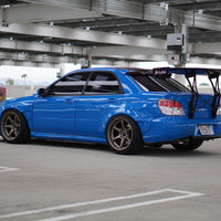 Battle Aero Wide Body Kit for 06-07 Subaru WRX / STI (GD)(Hawkeye)