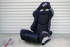 DND Interior Performances Nikos Racing Seat. The Nikos Racing Seat is DND Interior Performances racing bucket seat